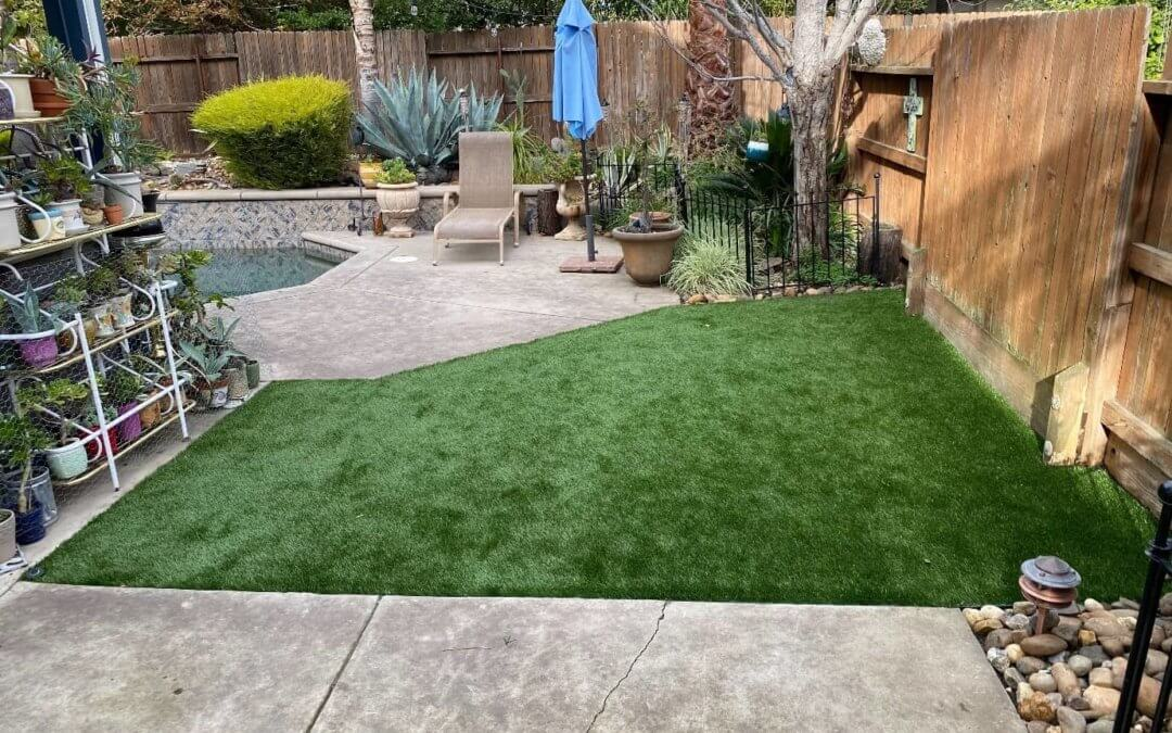 Senior-Friendly Landscaping Ideas Using Synthetic Grass in Houston, TX